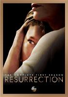 Cover image for Resurrection. Season 1, Complete [videorecording DVD]