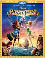 Cover image for The pirate fairy [videorecording Blu-ray]