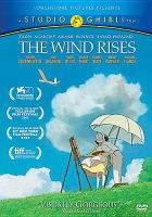 Cover image for The wind rises [videorecording DVD]