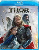 Cover image for Thor. The dark world [videorecording Blu-ray]
