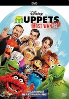 Cover image for Muppets most wanted [videorecording DVD]