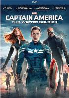 Cover image for Captain America. The Winter Soldier [videorecording DVD]