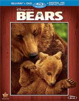 Cover image for Bears [videorecording Blu-ray] : Disneynature