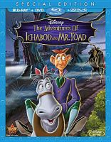 Cover image for The adventures of Ichabod and Mr. Toad [videorecording Blu-ray]