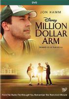 Cover image for Million dollar arm [videorecording DVD]