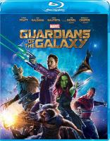Cover image for Guardians of the galaxy [videorecording Blu-ray]