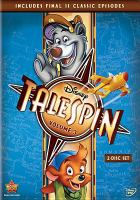 Cover image for TaleSpin. Volume 3