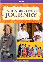 Cover image for The hundred-foot journey [videorecording DVD]