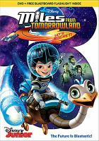 Cover image for Miles from Tomorrowland. Let's rocket! [videorecording DVD]