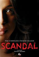 Cover image for Scandal. Season 4, Complete [videorecording DVD]