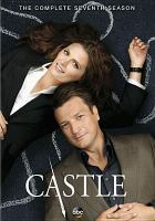 Cover image for Castle. Season 7, Complete [videorecording DVD]