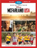 Cover image for McFarland, USA [videorecording Blu-ray]