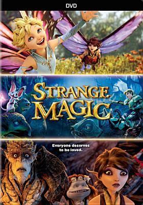 Cover image for Strange magic [videorecording DVD]