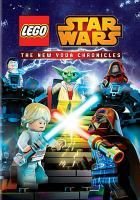 Cover image for LEGO Star Wars. The new Yoda chronicles [videorecording DVD]