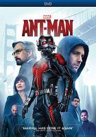 Cover image for Ant-Man [videorecording DVD]