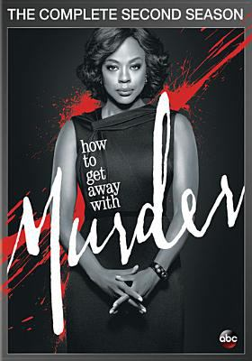 Cover image for How to get away with murder. Season 2, Complete [videorecording DVD]
