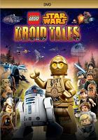 Cover image for LEGO Star Wars. Droid tales [videorecording DVD]