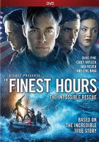 Imagen de portada para The finest hours [videorecording DVD]