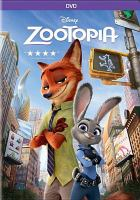 Cover image for Zootopia [videorecording DVD]