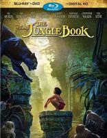 Cover image for The jungle book [videorecording Blu-ray]