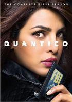 Cover image for Quantico. Season 1, Complete [videorecording DVD]