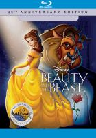 Cover image for Beauty and the beast [videorecording Blu-ray] (Robbie Benson version)