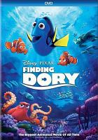Cover image for Finding Dory [videorecording DVD]