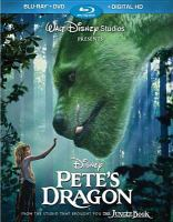 Cover image for Pete's dragon [videorecording Blu-ray]
