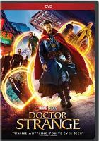 Cover image for Doctor Strange [videorecording DVD] (Benedict Cumberbatch version)