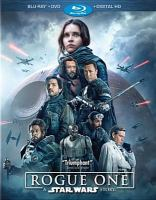 Cover image for Rogue One [videorecording Blu-ray]