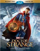 Cover image for Doctor Strange [videorecording Blu-ray] (Benedict Cumberbatch version)