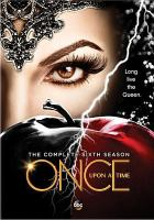 Cover image for Once upon a time. Season 6, Complete [videorecording DVD]