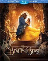 Cover image for Beauty and the beast [videorecording Blu-ray] (Emma Watson version)