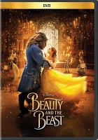 Cover image for Beauty and the beast [videorecording DVD] (Emma Watson version)