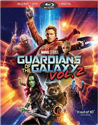 Cover image for Guardians of the galaxy 2 [videorecording Blu-ray]