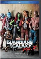Cover image for Guardians of the galaxy 2 [videorecording DVD]