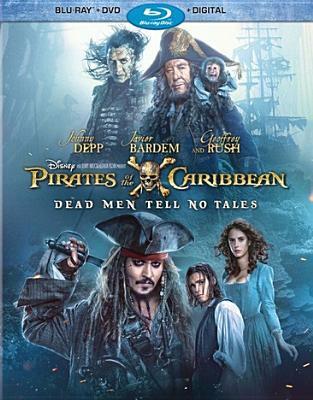 Imagen de portada para Pirates of the Caribbean [videorecording Blu-ray] : Dead men tell no tales