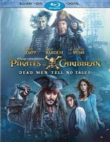 Cover image for Pirates of the Caribbean [videorecording Blu-ray] : Dead men tell no tales