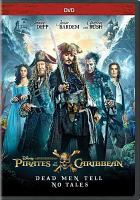 Cover image for Pirates of the Caribbean [videorecording DVD] : Dead men tell no tales
