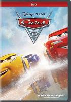 Cover image for Cars 3 [videorecording DVD]