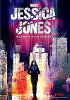 Cover image for Jessica Jones. Season 1, Complete [videorecording DVD]