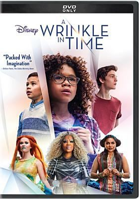Cover image for A wrinkle in time [videorecording DVD] (Oprah Winfrey version)