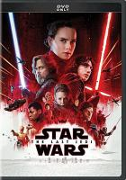Cover image for Star Wars. Episode 8 [videorecording DVD] : The last Jedi