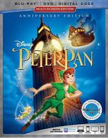 Cover image for Peter Pan [videorecording Blu-ray]