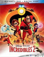 Cover image for Incredibles 2 [videorecording Blu-ray]