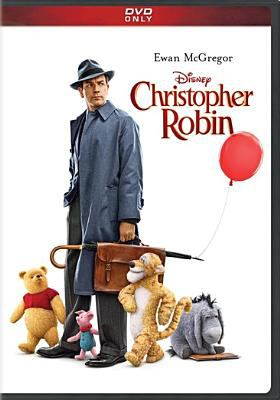 Cover image for Christopher Robin [videorecording DVD]