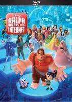 Cover image for Ralph breaks the internet [videorecording DVD]