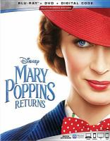 Cover image for Mary Poppins returns [videorecording Blu-ray]