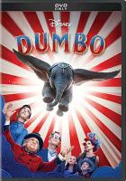 Cover image for Dumbo [videorecording DVD] (Colin Farrell version)