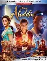 Imagen de portada para Aladdin [videorecording Blu-ray] (Will Smith version)